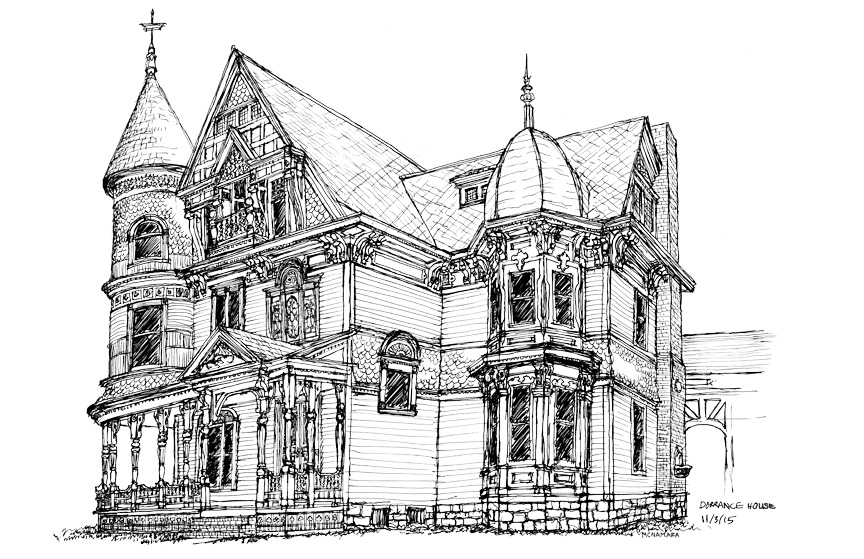 dorrance-house-sketch